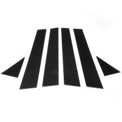 Rexpeed Pillar Trims WRX STI