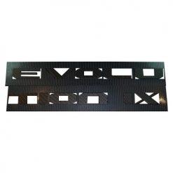 Rexpeed Carbon Badge Evo X