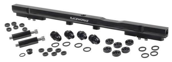 2JZ Fuel Injector/Rail/Pressure Regulator Kit