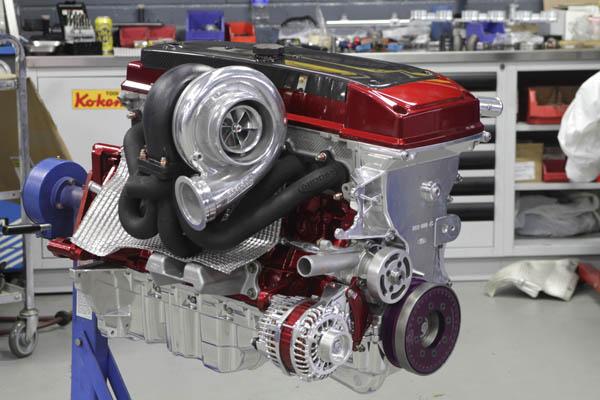 6Boost Turbo Manifold - XR6 Turbo