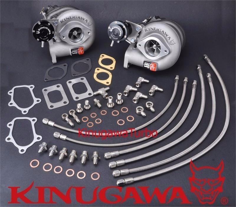 Kinugawa Twin TD05H - R32/R33/R34