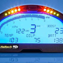 Haltech Racepak Dashes
