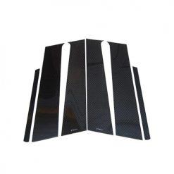 d Varis Trim Kit Evo X Carbon Fibre