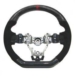 Rexpeed Alcantara Wheel WRX STI