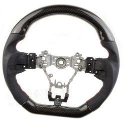 Rexpeed Leather Wheel WRX STI