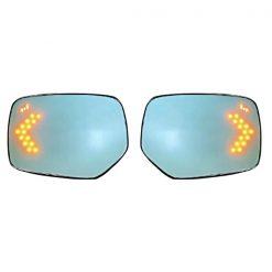 Rexpeed Polarised LED Mirrors WRX STI