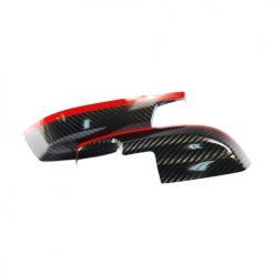 Rexpeed Lower Mirror Red WRX STI